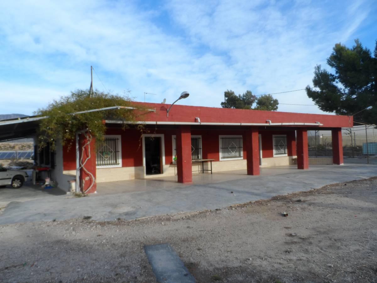 8 bedroom finca for sale in Crevillente, Costa Blanca